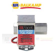 Facet Électrique Cube Pompe à Carburant 40107 Facet Fonctionne Boite Lot 7-10 Psi