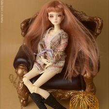 [Dollmore] BJD sofa 1/4 Scale MSD Size Rococo Chair (Black/Gold)