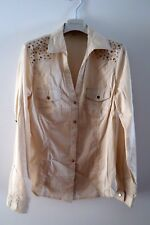 Camicia donna country western