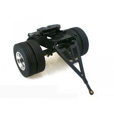 1/14 all metal dolly tractor trailer car for Tamiya DIY scania actros 3363 man
