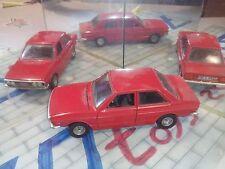 BBURAGO BURAGO MARTOYS  AUDI 80 GT  1/24 NO MEBETOYS POLITOYS