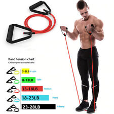 Resistance Bands Durable Rubber Pull Rope Sport Expander Home Exercise Fitness