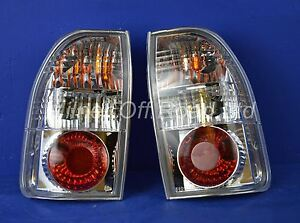 Body Lamp Assembly *pair* Lexus Type for Mitsubishi L200 Pickup K74 1/1996->