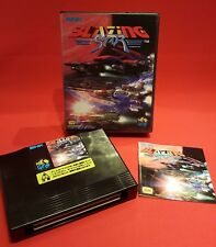 SNK NEO GEO  AES  Blazing Star  Conversion