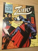 Zorro, The Complete Classic Adventures by Alex Toth, Volume 2 Paperback