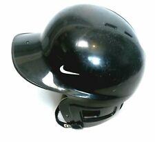 Nike Helmet Size 6 3/8 - 7 3/8 Black Baseball Wilson Strap Padded