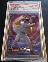 2000 TODD HELTON FINEST BALLPARK BOUNTIES #BB25 PSA 10 POP 1 (331)