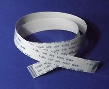 FFC A 10Pin 1.0Pitch 40cm Flachbandkabel Flat Flex Cable Ribbon AWM Flachkabel