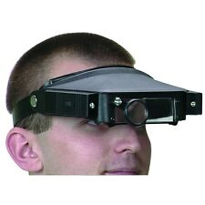 """NEW HEAD STRAP MAGNIFIER WITH DUAL LIGHTS ON BOTH SIDES """"HANDS FREE"""""""