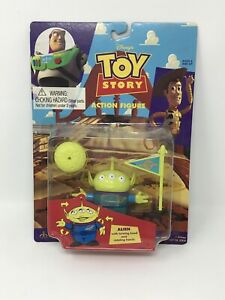 Toy Story Alien Action Figure Disney ThinkWay Toys New 1996