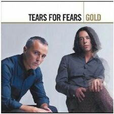 """TEARS FOR FEARS """"GOLD"""" 2 CD -----12 TRACKS----- NEW!"""