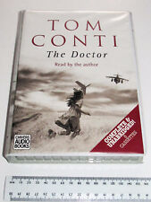 9781405601276 TOM CONTI THE DOCTOR AUDIO BOOK READ BY THE AUTHOR 8 CASSETTES
