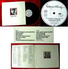 LP Hildegard Knef (Decca Jasmin Sonderpressung) D Promo