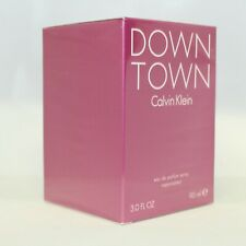 Calvin Klein Downtown 90 ml Eau de Parfum nuevo embalaje original & 90ml edp Down Town
