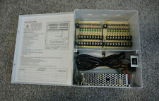 Q-See QS1210 Power Max Distribution Panel Supply 18 Cameras 12V DC 10 AMPS