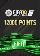 12000 FIFA 18 Points Pack - ORIGIN CD KEY - FOR PC - WORLWIDE