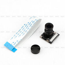 1080P Camera Module Board 5MP 160° Fish Eye+ IR Night Vision For Raspberry Pi S