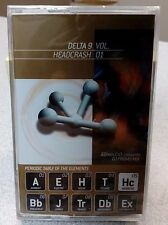 New DELTA 9 HEADCRASH VOL 1  DJ MIX HIP HOP HOUSE RAVE TRIP DJ Promo MIX SEALED