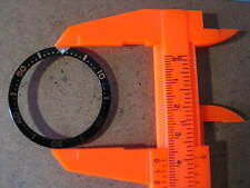 Bezel Insert Gold Markers  New made for SEIKO DIVER 7002  6309