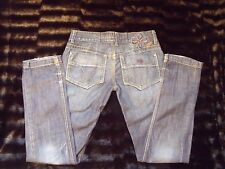 Jeans MISS SIXTY, Modèle Karen, Coupe Droite, W29 T.38 - TBE