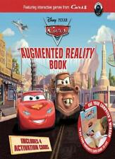 Disney Cars Augmented Reality Book,Ellie O'Ryan