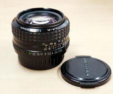 Pentax 1,4/50 mm a top estado!!! 12 meses de garantía!!!