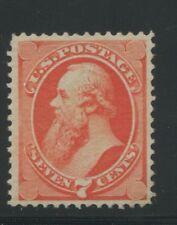 1871 US #149 A48 7c Mint No Gum Stamp Brookman Catalogue Value $450