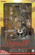 New Max Factory 002 Figma BP CODE GEASS Lelouch of the Rebellion Lamperouge