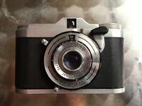 ZEISS IKON TAXONA MIT NOVONAR-ANASTIGMAT 3,5/35mm  classic-camera-store DRESDEN