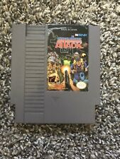 Mechanized Attack Nintendo Nes Cleaned & Tested Authentic