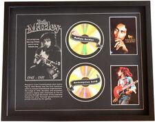 New Bob Marley CD Memorabilia Framed