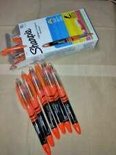 Sharpie Liquid Highlighters Chisel Tip orange  Dozen