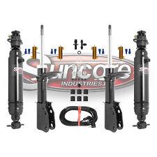 06-11 Cadillac DTS 4 Wheel Conversion to Front Gas Struts and Rear Air Shocks