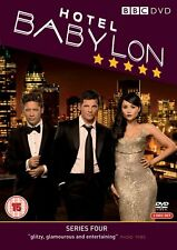 Hotel Babylon - Series 4 (DVD)