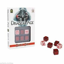 Dragon Age RPG Dice Set from Q-Workshop - Brand New and Sealed