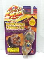 Mattel Mighty Max Microgusci LA MALEDIZIONE DEL FARAONE #11130 MOC, 1992