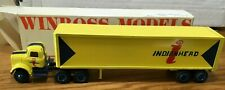 Winross White Indianhead Tractor/Trailer 1/64