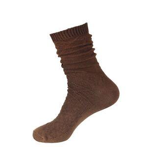 Chirpy Socks - Women's Warm Comfy Cotton Boot Crew Socks