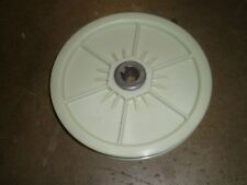 Toro snowblower auger pulley for some single stage powerclear models 107-9287