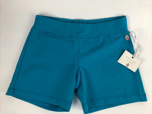 Rare Jois Designer Size Small Booty Short Shorts Bedwear Teal * Fast Free Ship