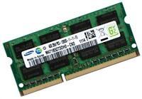 4GB SAMSUNG DDR3 SO DIMM RAM 1600 Mhz M471B5273DH0-CK0 PC3-12800 Notebook 0x80CE