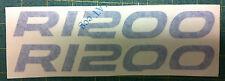 Adesivi serbatoio  BMW GS R 1200 /BLU  - adesivi/adhesives/stickers/decal