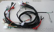Peace Sports 125cc Diablo Chopper Wire Harness w/Turn Signal, Brake Light GS-303