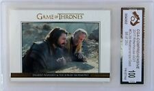 Relationships Card Game Of Thrones Graded Pristine