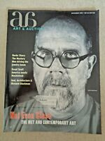 Art & Auction Magazine 1996 Charles Rennie Mackintosh Pre-Columbian Textiles Rug