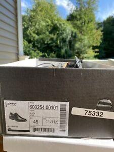 ecco mens shoes size 45