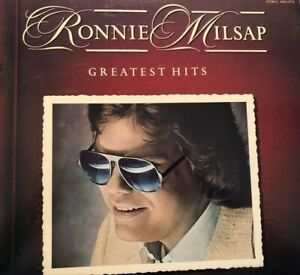 Ronnie Milsap: Greatest Hits 1980 LP Vinly 12 in