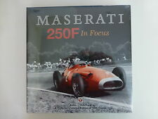 MASERATI 250F IN FOCUS BOOK BY Anthony Pritchard Ltd Edt of 1500 Copies