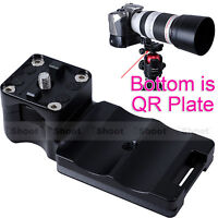 Stand Base for Canon EF 100-400mm f/4.5-5.6L IS II USM Lens Tripod Mount Ring