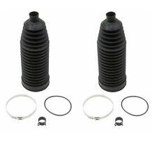 For BMW E53 E65 E66 745i 750i Set Of Left & Right Rack & Pinion Bellows URO